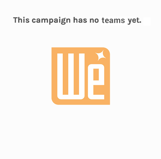 your campaign don't have any teams